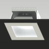 MX-square 115 inbouwdownlight vierkant dimbaar 115x115mm.